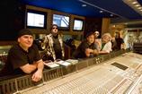 2010 г. Лондон. Группа «Цветы» на студии Abbey Road