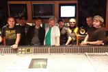 2010 г. Юрий Шевчук в гостях у группы «Цветы» на студии Abbey Road