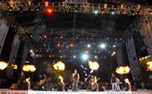 2006г. Южная Корея. Главная площадь   Сеула.С Московским Симфоническим Оркестром