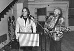 2009г. г.Лондон. О.Предтеченский и С.Намин на студии Abbey Road