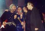 2001г. Концерт 30летия «Цветов» С.Намин, Н.Носков,А.Градский,А.Романов.<br> «Я люблю только рок-н-ролл»